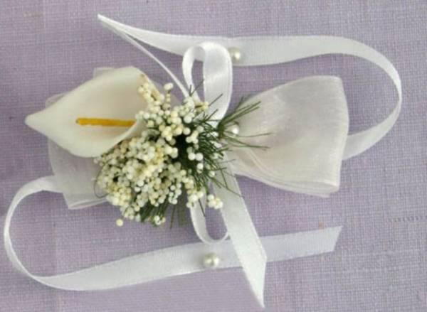 kako napraviti cvetice za svatove kale
