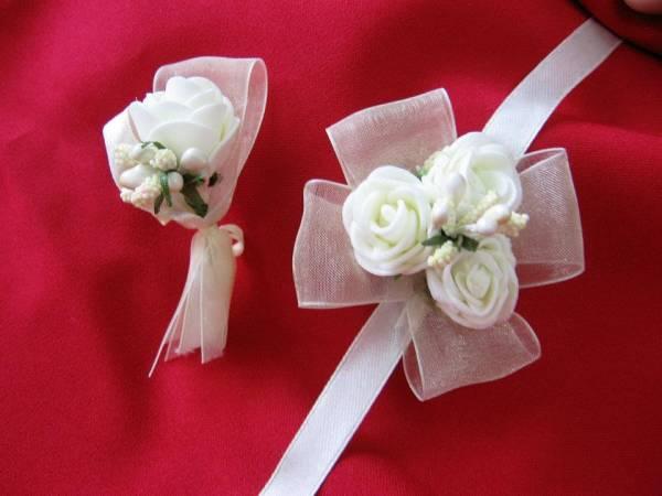 kako napraviti cvetice za svatove