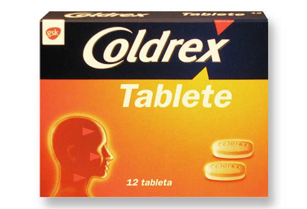 koldrex tablete