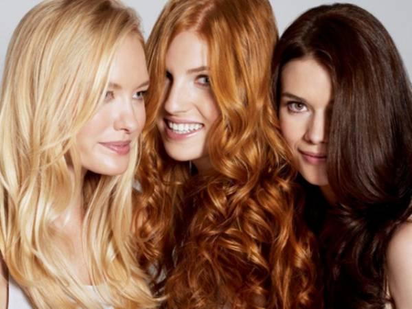 Kolor šamponi za privremeno obojenu kosu