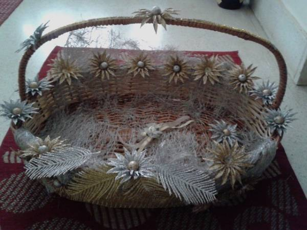 korpice za cvetice za svatove
