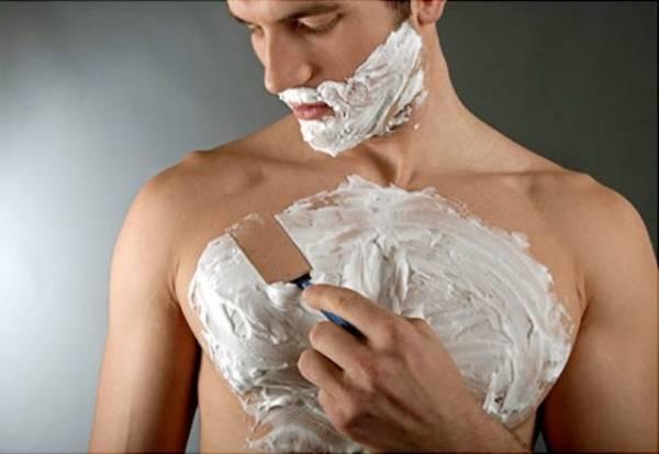 Za muškarce je ipak, brijač najbolji prijatelj, kada je uklanjanje neželjenih dlačica u pitanju
