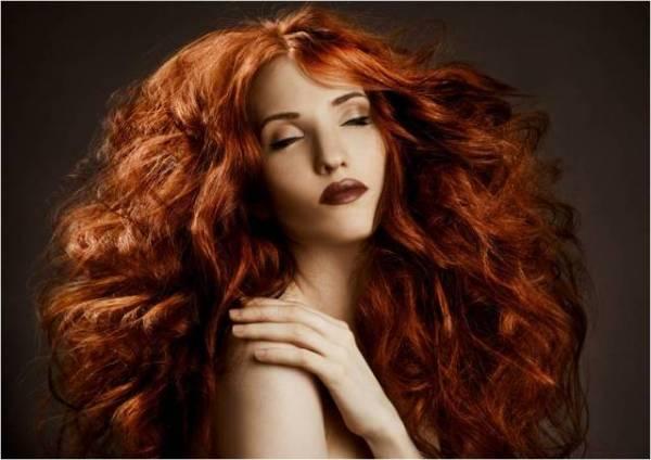 Omiljene crvene nijanse za kosu: