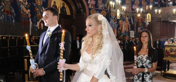 pravoslavno vencanje