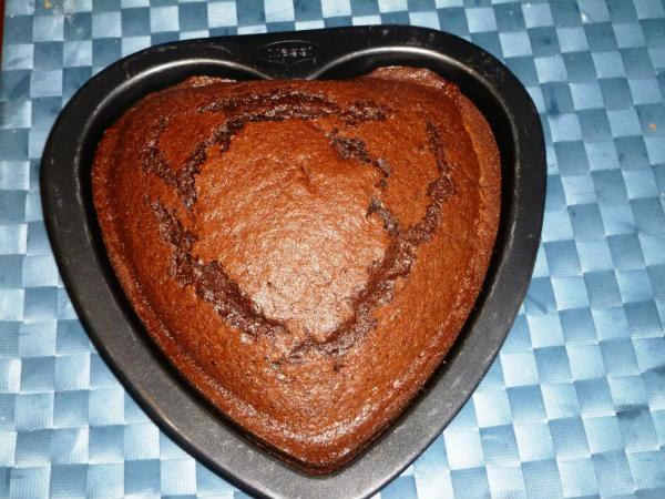 torte u obliku srca