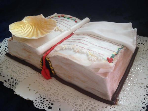 ukrasaanje torte knjige
