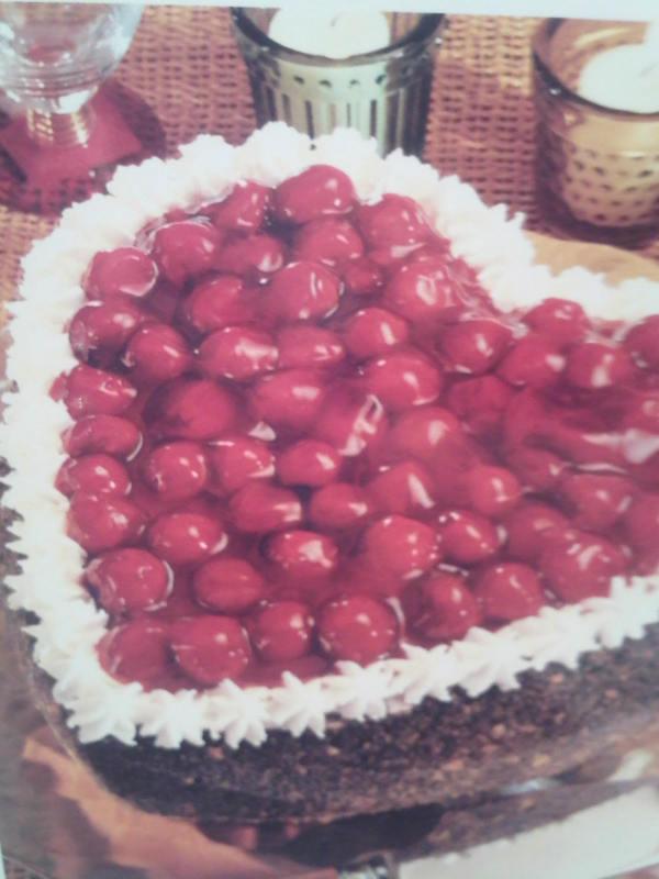 ukrasavanje torta srce