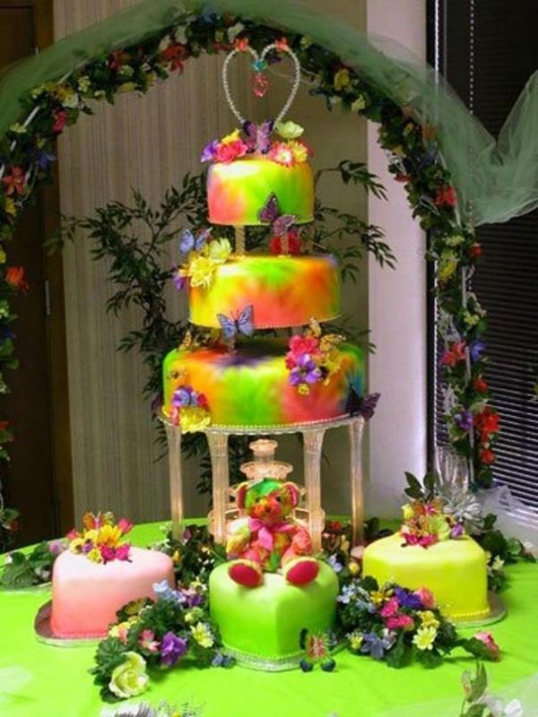 ukrasavanje torte