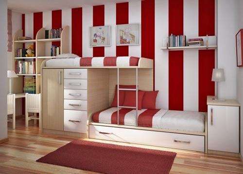 krevet na sprat za dečake