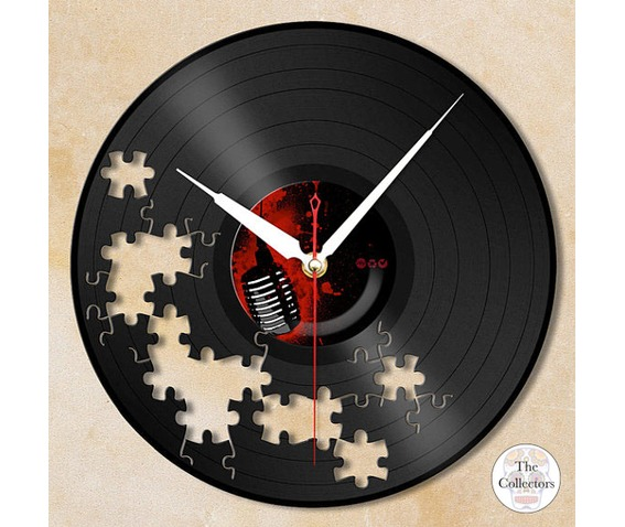 Sat od gramofonskih ploča