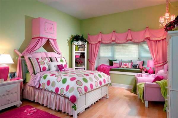 soba za devojcice enterijer