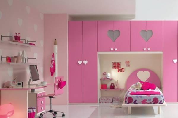 soba za devojcice moderno