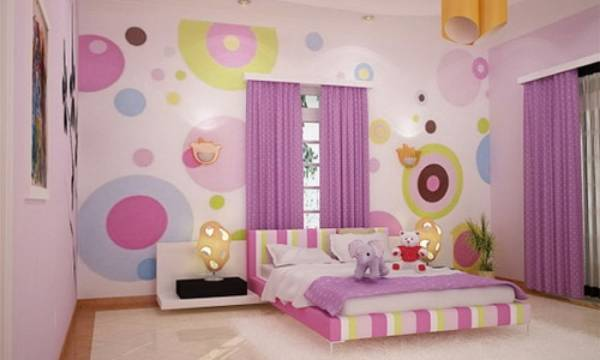 soba za devojcice najlepše