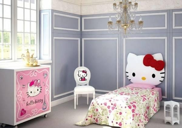soba za devojcice krečenje