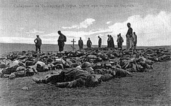 I u ovom ratu bilo je puno žrtava, među kojima su i civili.