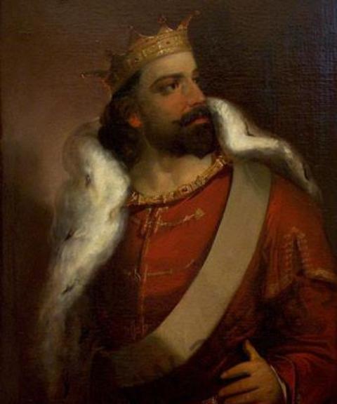 Dušan Nemanjić je nasilno preuzeo vlast od svog oca.