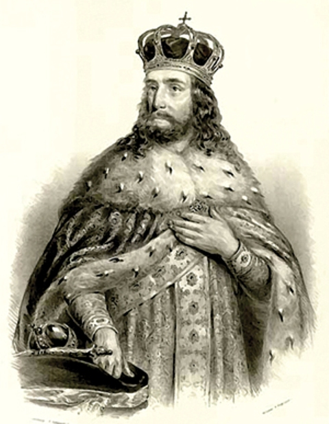 Stefan Dečanski, Dušanov otac, bio je verovatno najmalerozniji vladar dinastije Nemanjić