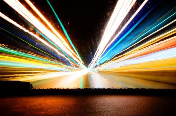 brzina svetlosti