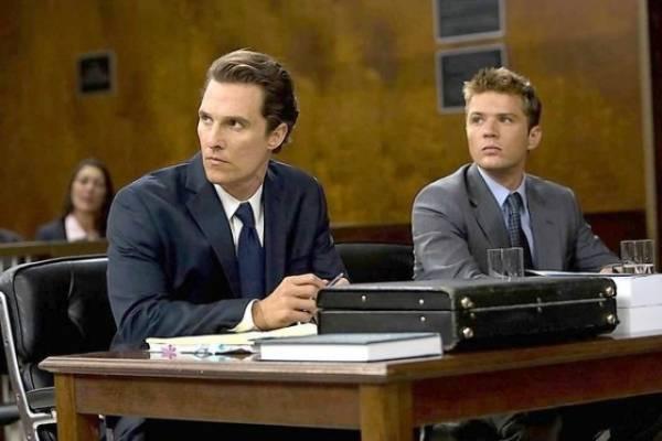 Muškarac vaga voli poslove vezane za pravdu, pa je sudnica njegovo omiljeno radno mesto