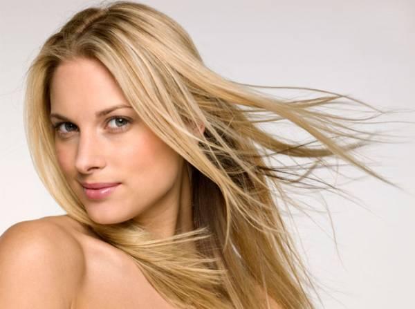 posvetljivanje kose