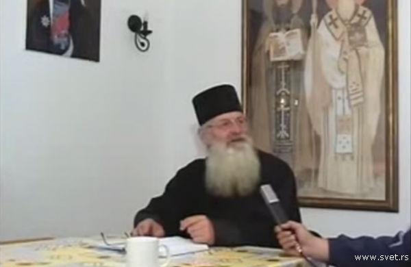 Otac Joil bulatovic
