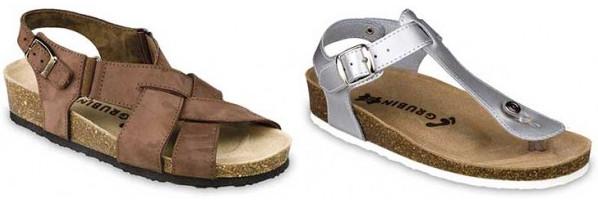 grubin sandale