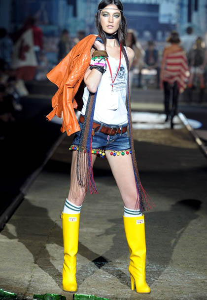 Dsquared2 Spring 2012 RTW