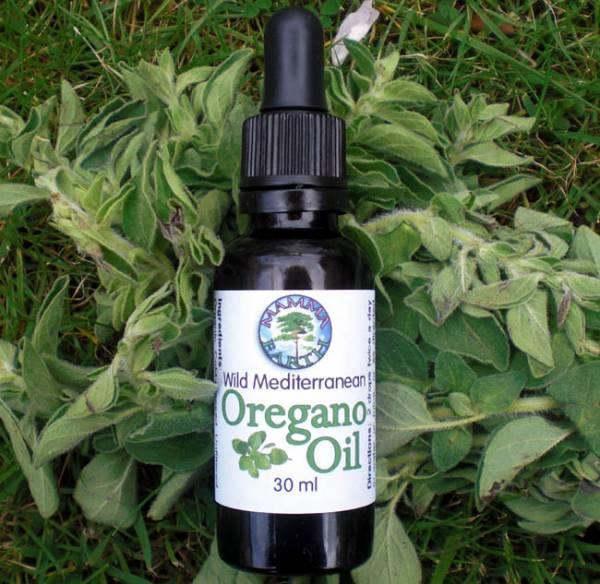 origano ulje