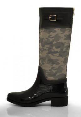 safran gumene cizme militari