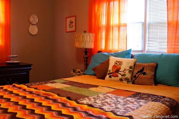 spavaca soba boje