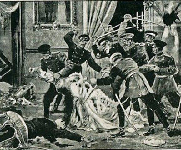 Majski prevrat i ubistvo kralja i kraljice dovešće do velikih promena u Srbiji.