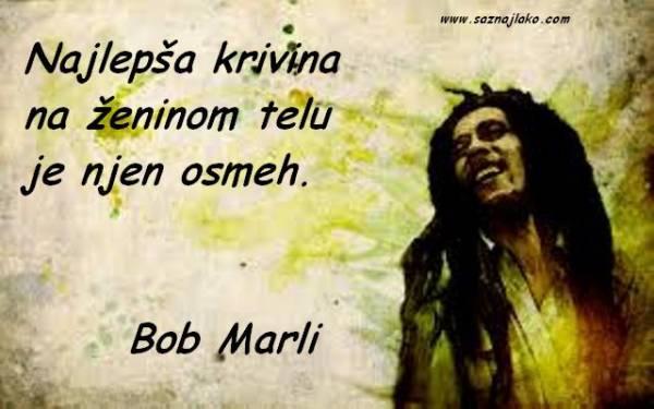Bob Marli - citati o ženama