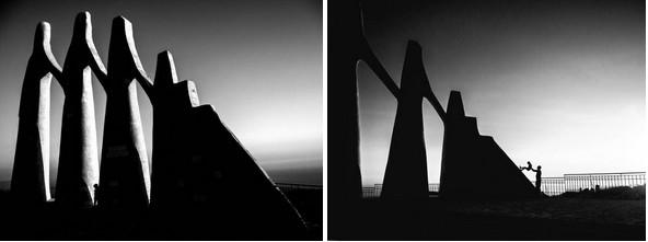 crno bele fotografije