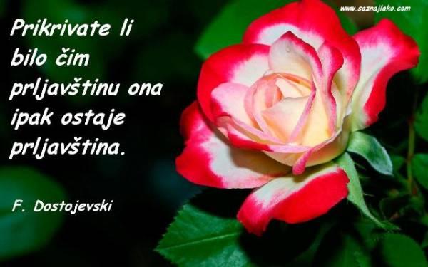 Fjodor Dostojevski - citati, misli, izreke...