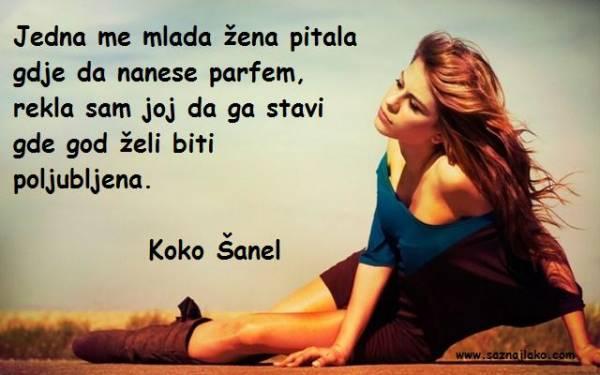 Citati o modi - Koko Šanel
