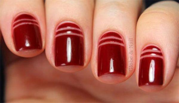 crveni nokti sare