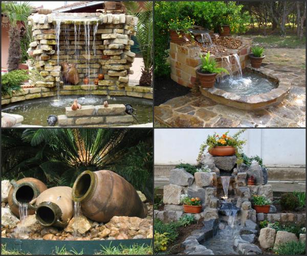 fontana od kamena
