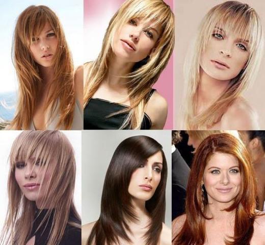 Kako odrediti frizuru prema obliku lica