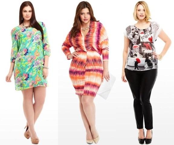 Punije dame mogu da odahnu - ovog leta na modnoj sceni dominira lepršava odeća, koja sakriva nedostatke.