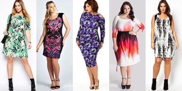moda za punije dame prolece leto 2015