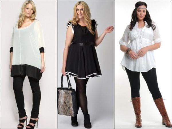 moda za punije dame