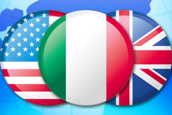 itelijanski engleski