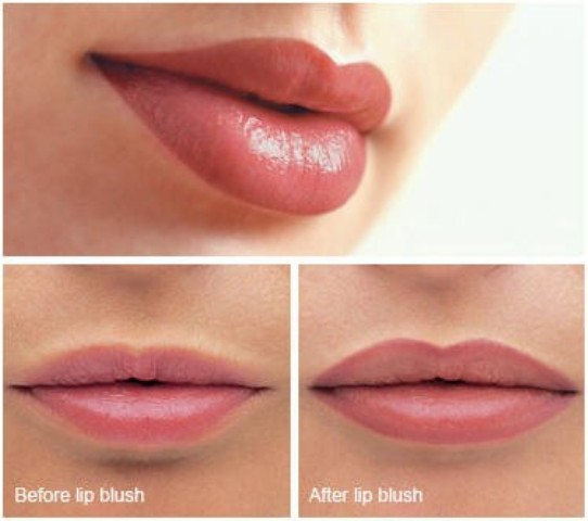 Trikovi za šminkanje malih i tankih usana