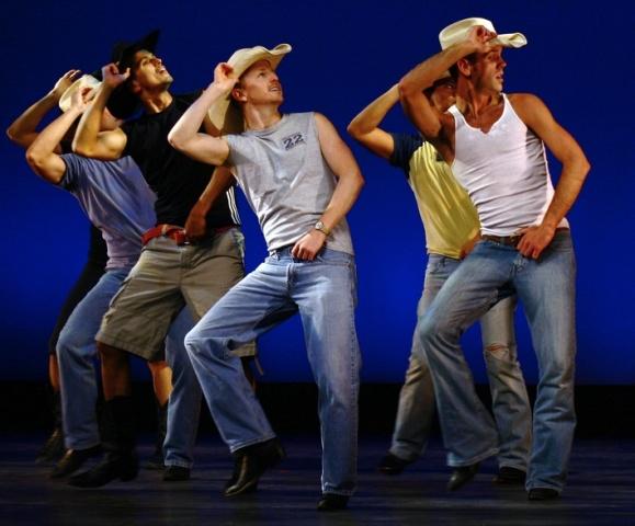 Kako se igra kaubojski ples?