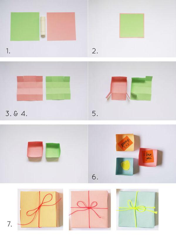 origami kutija