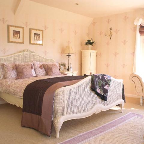 Pastelne boje su odlične za spavaću ili dečiju sobu
