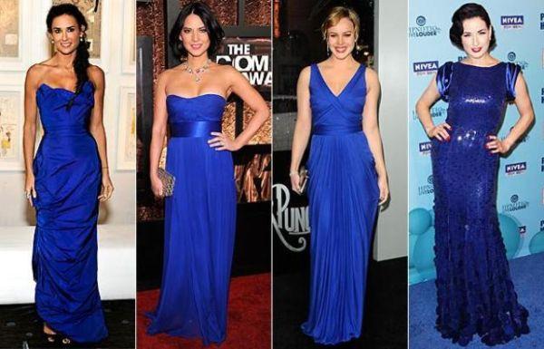 Šta obuti uz plavu haljinu, kakvu šminku staviti i kakav nakit?