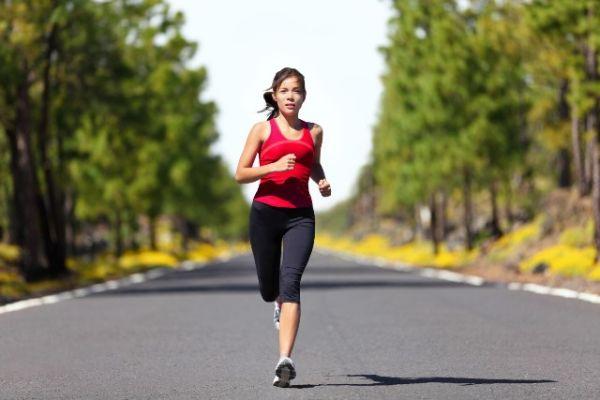 I trčanjem možete istopiti salo i zategnuti telo.