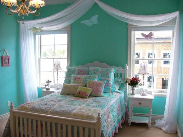 Kako iskombinovati tirkiznu boju u stanu?