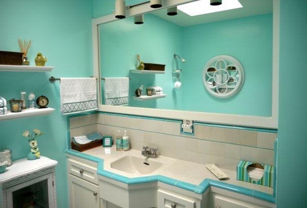 tirkizno kupatilo
